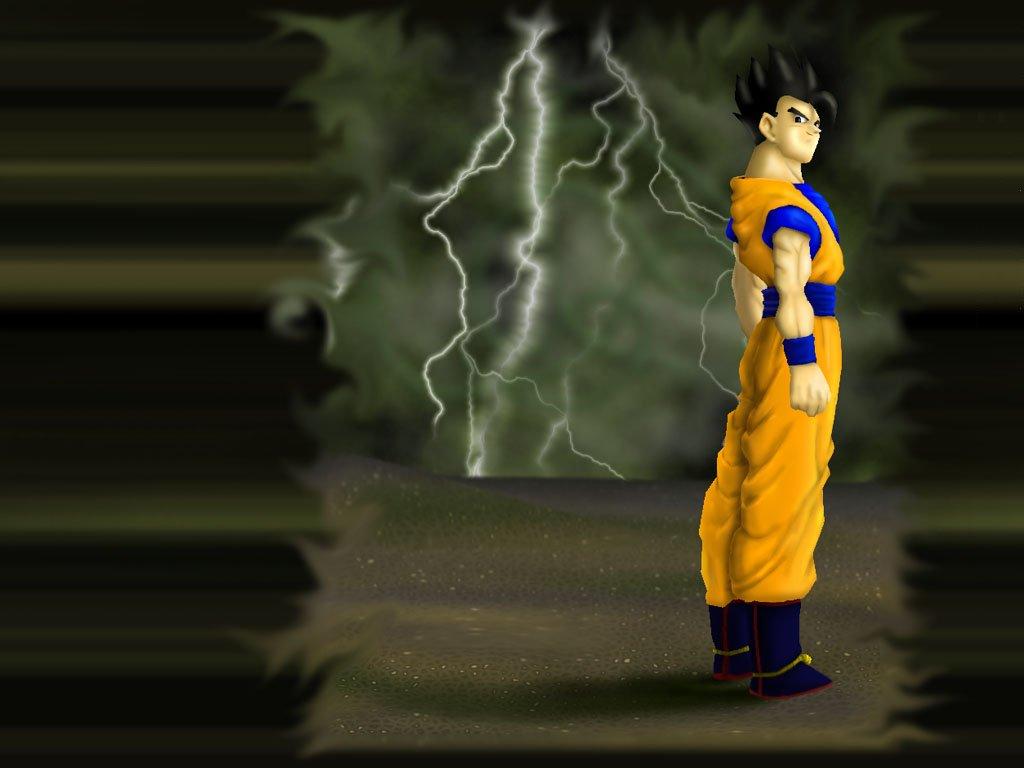 Goku Lightning